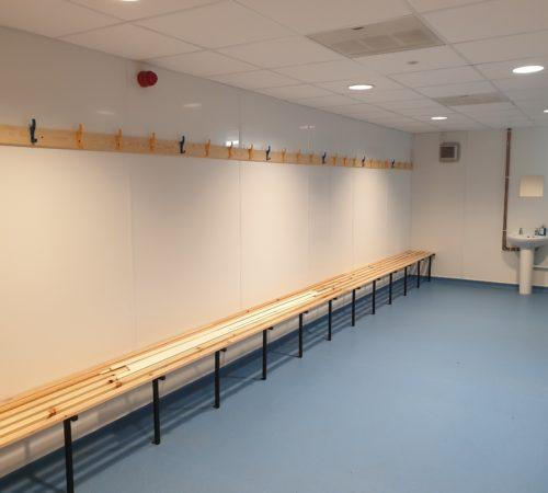 Lewis Ashley Group   Changing Facilities