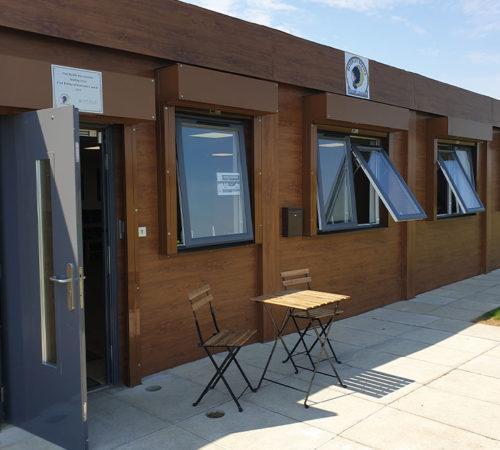 Lewis Ashley Group   Modular building