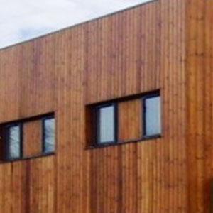 Lewis Ashley Group   Timber Cladding