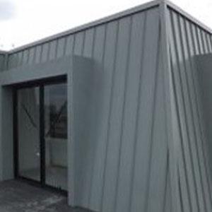 Lewis Ashley Group   Ribbed Aluminium Cladding